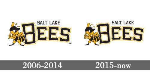 Salt Lake Bees Logo history