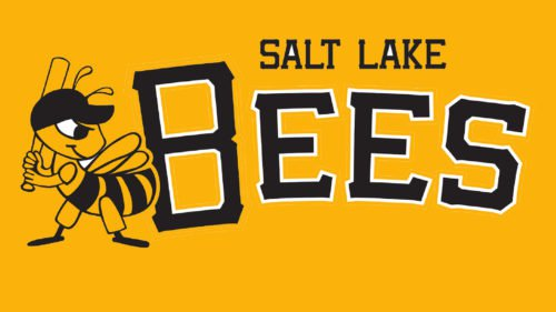 Salt Lake Bees emblem