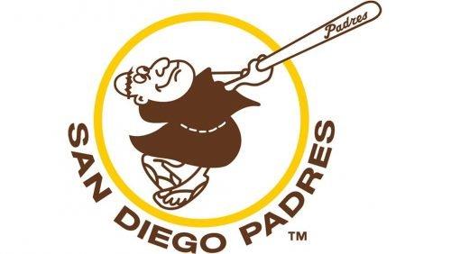 San Diego Padres Logo 1969