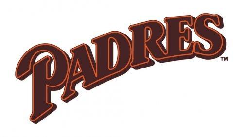 San Diego Padres Logo 1986