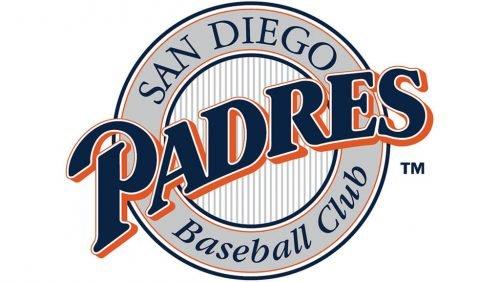 San Diego Padres Logo 1991