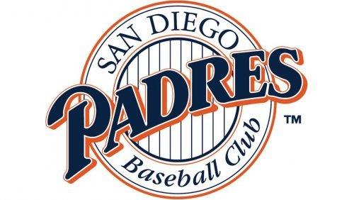 San Diego Padres Logo 1992