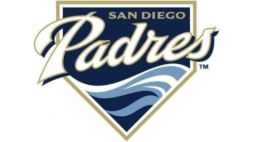 San Diego Padres Logo 2004