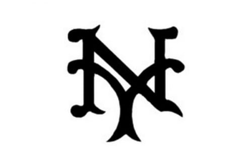 San Francisco Giants Logo 1908