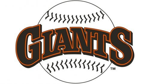 San Francisco Giants Logo 1983
