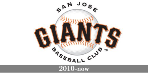 San Jose Giants Logo history