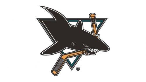 San Jose Sharks Logo 1991
