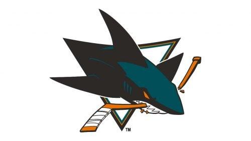 San Jose Sharks Logo 2007