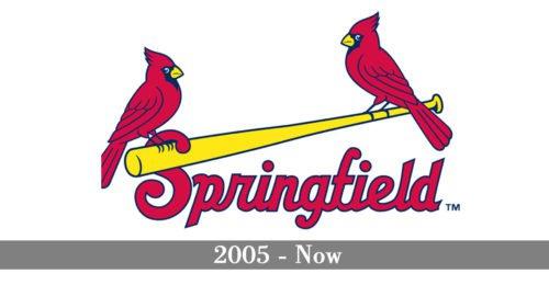 Springfield Cardinals Logo history