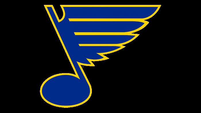 St Louis Blues Logo 1967