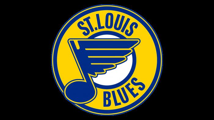 St Louis Blues Logo 1978