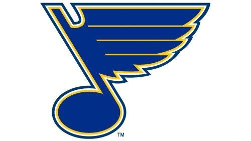 St Louis Blues Logo 1998