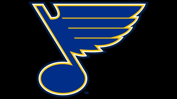 St Louis Blues Logo 1999