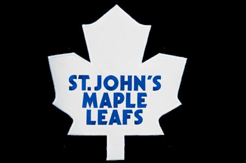 St. John's Maple Leafs 1991 logo