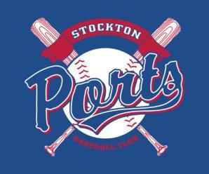 Stockton Ports Logo
