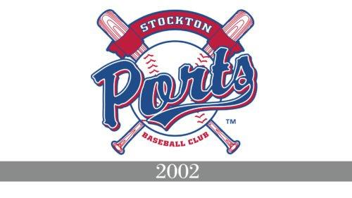Stockton Ports Logo history