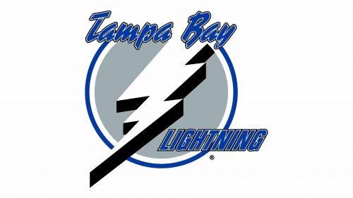Tampa Bay Lightning Logo 1992