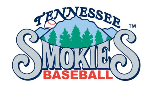 Tennessee Smokies Logo baseball