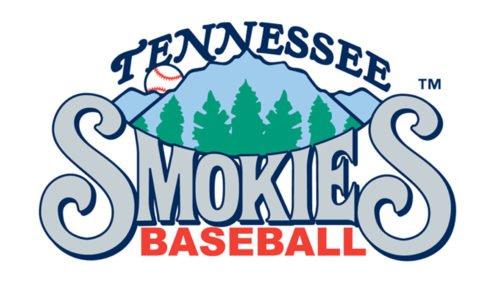 Tennessee Smokies Logo baseball