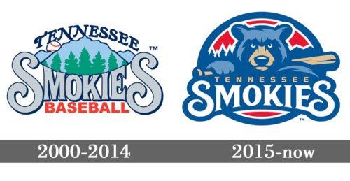 Tennessee Smokies Logo history