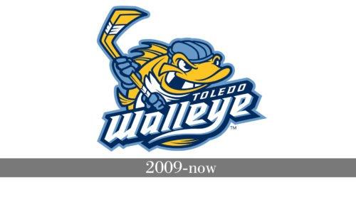 Toledo Walleye Logo history