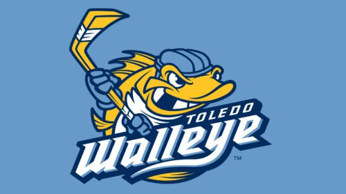 Toledo Walleye hockey logo