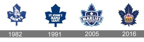 Toronto Marlies Logo history