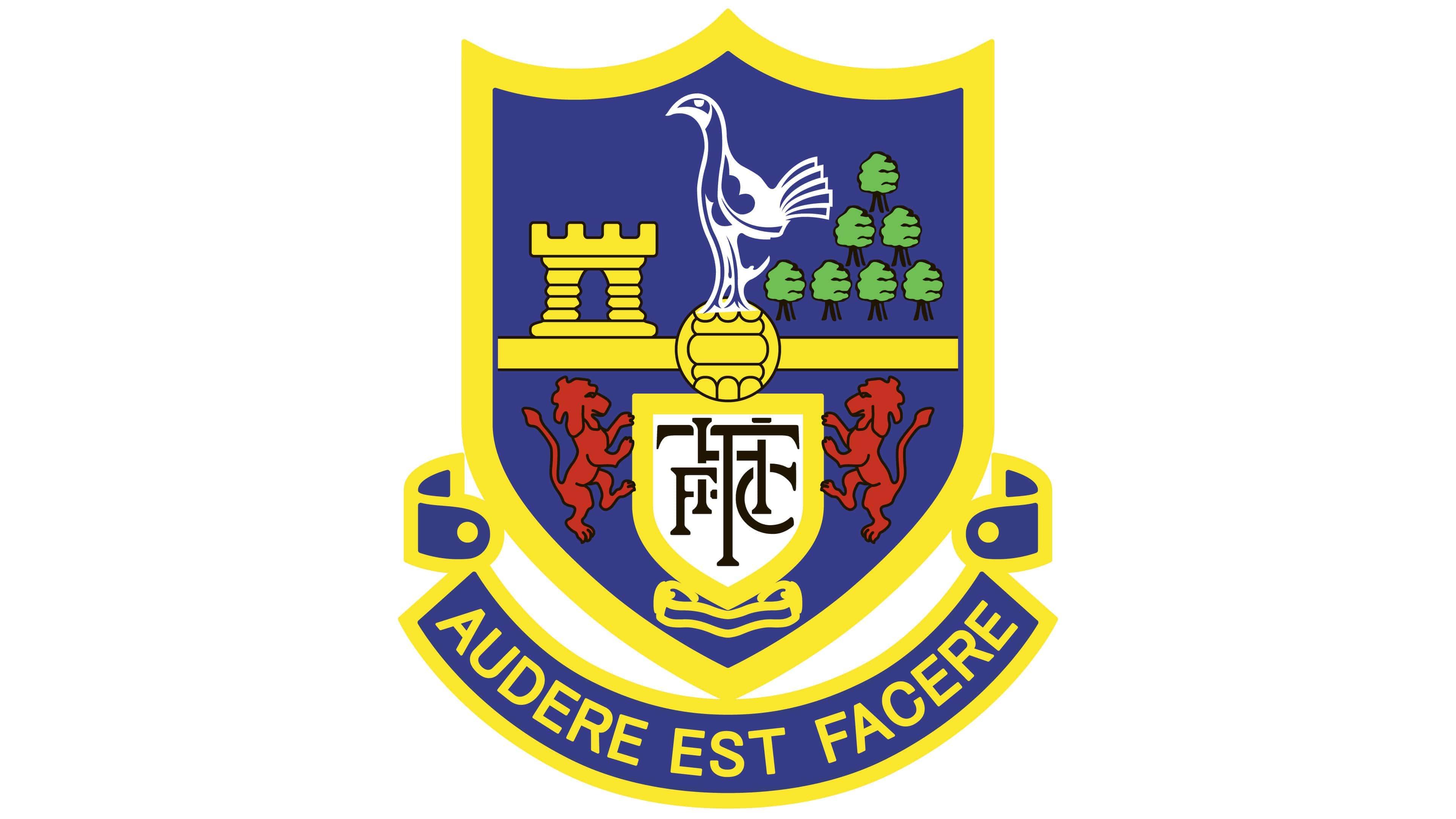 SPURS FC Tottenham Hotspur Schl/üsselanh/änger Wappen