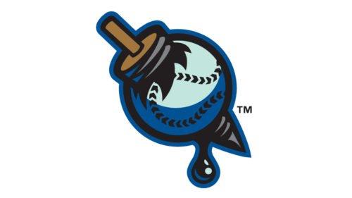 Tulsa Drillers Logo baseball