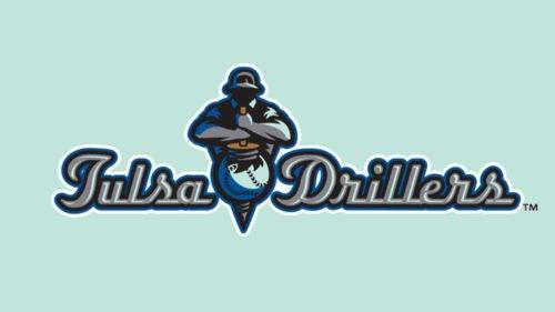 Tulsa Drillers emblem