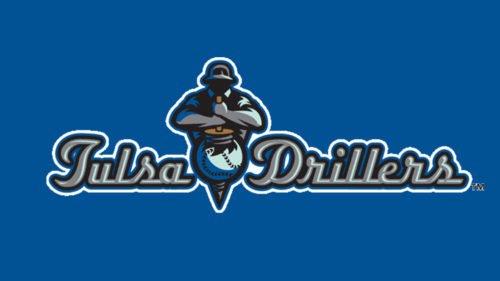 Tulsa Drillers symbol