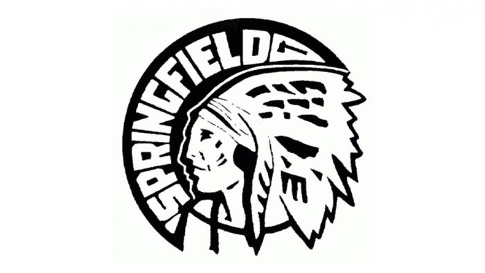 Utica Comets Logo 1954