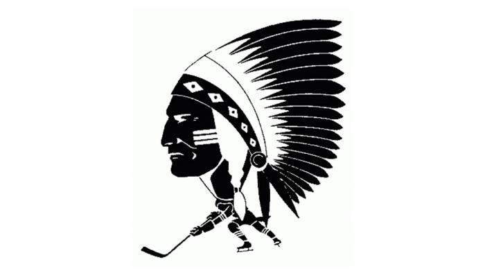 Utica Comets Logo 1955