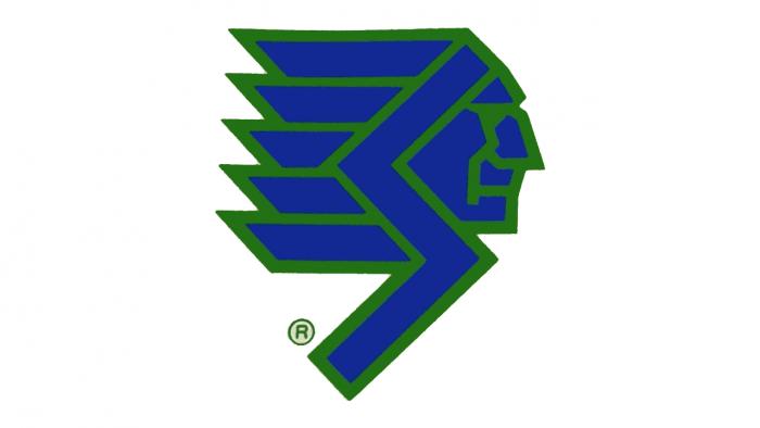 Utica Comets Logo 1979