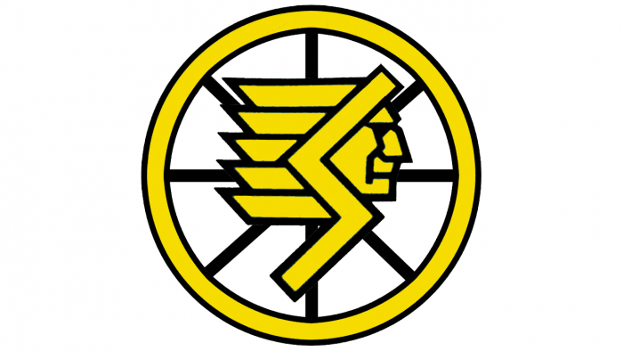 Utica Comets Logo 1980