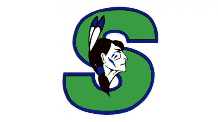 Utica Comets Logo 1990