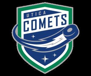 Utica Comets Logo