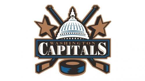 Washington Capitals Logo 2002