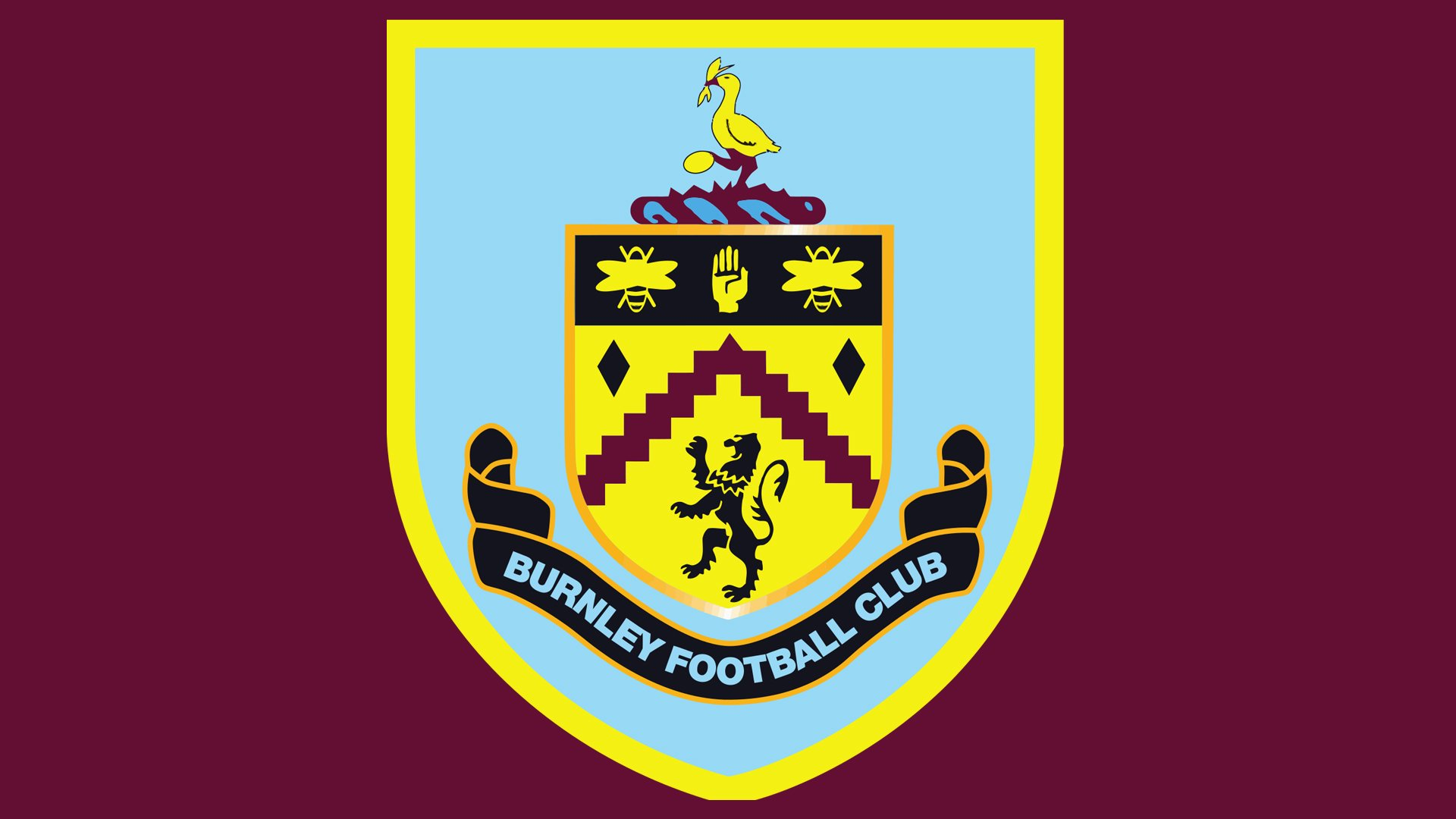 Football Clubs: Meaning Burnley Logo And Symbol
