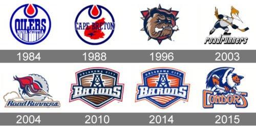 history Bakersfield Condors Logo