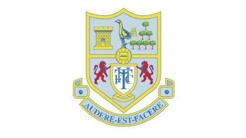 tottenham hotspur logo old