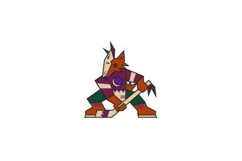 Arizona Coyotes Logo 1996