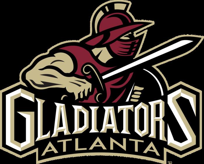 Atlanta Gladiators Logo 2015