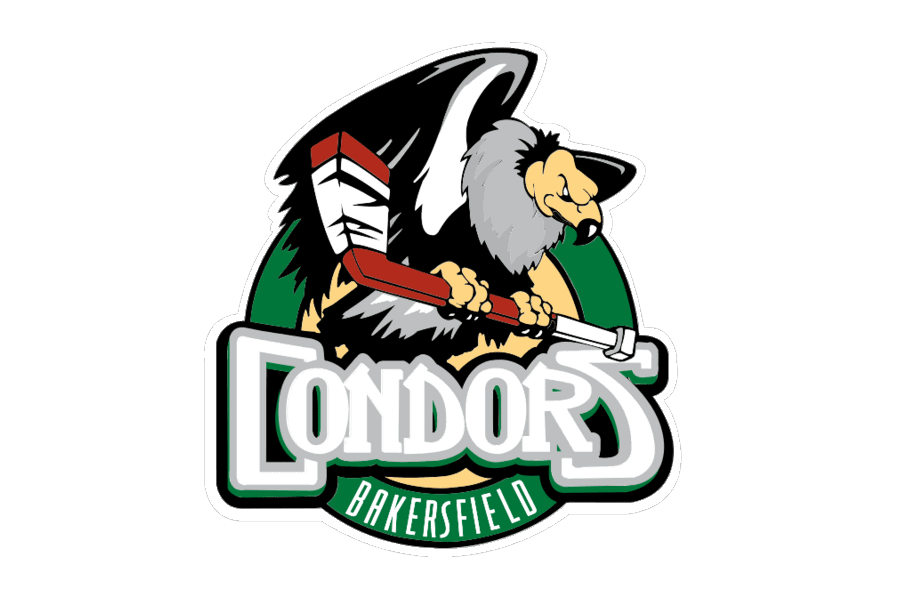 Bakersfield Condors Logo 1998