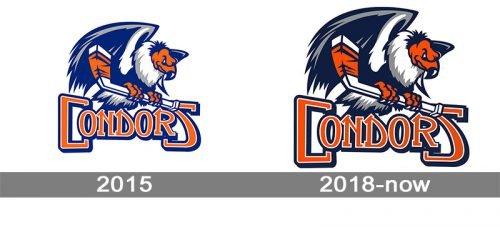 Bakersfield Condors Logo history