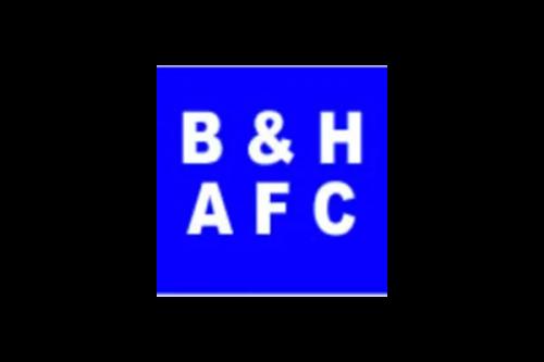 Brighton Hove Albion logo 1968-69
