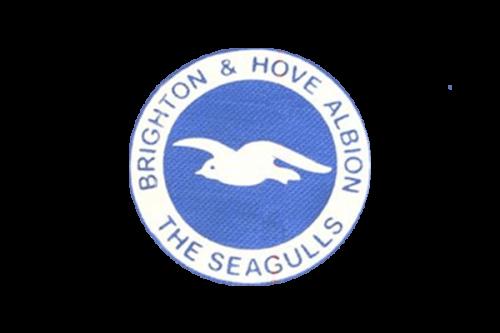 Brighton Hove Albion logo 1980