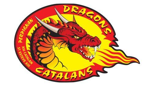Catalans Dragons logo