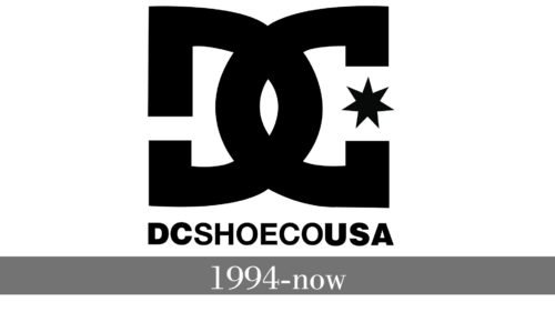 DC Logo history
