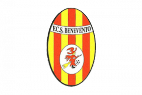 FC Benevento Logo 2002